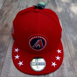 New Era ASG Patch Arizona Diamondbacks Fitted Hat